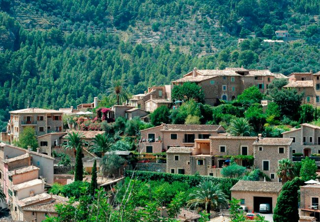 Deià – The Mountain Village