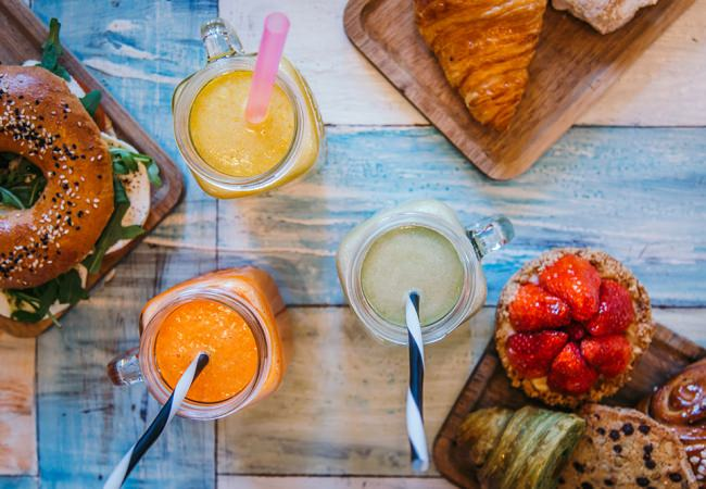 8 favourite Smoothie Places in Palma