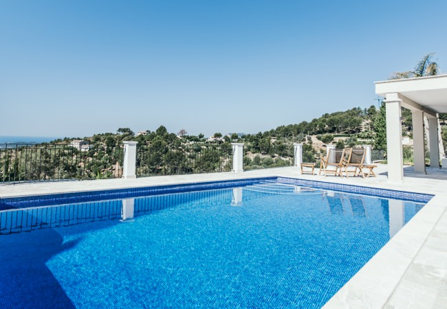 Stunning Mallorcan Villa with Sea Views
