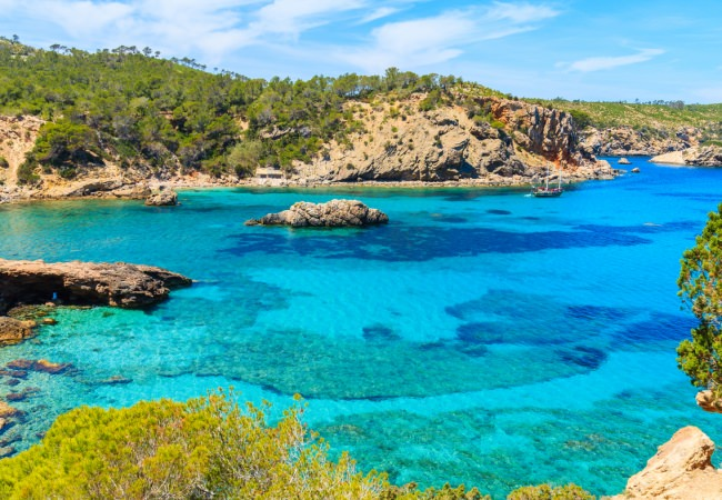 10 almost deserted Beaches in the Balearic Islands