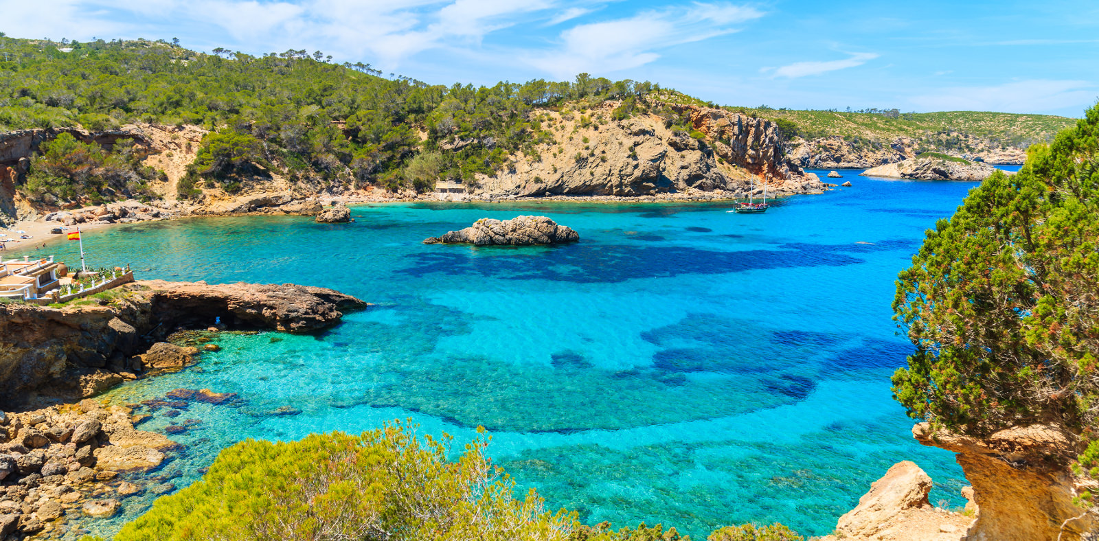 10 almost deserted beaches on the Balearic Islands