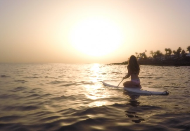 Paddle Surf and Sup Yoga
