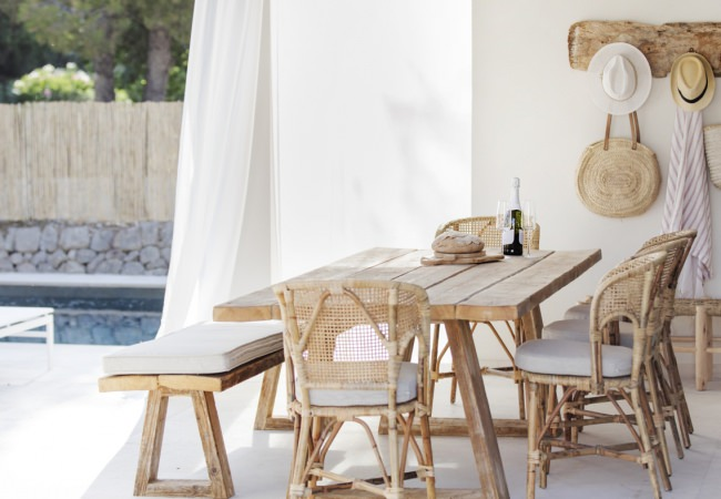 The Beach House – Rustic Balearic Living