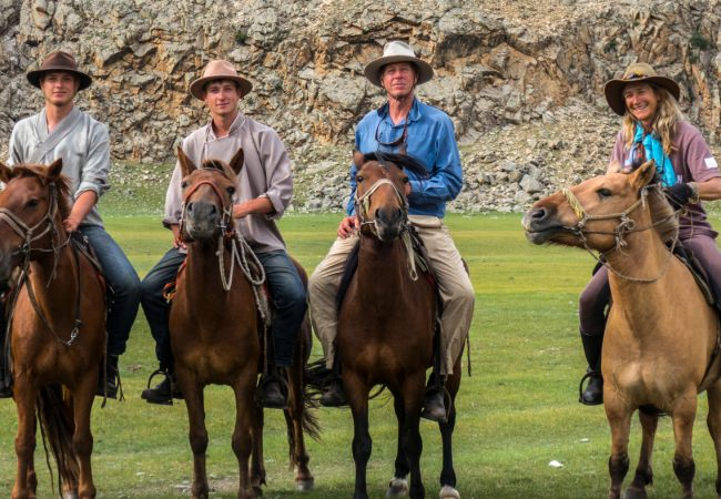 Living in Mongolia – Back to the Roots