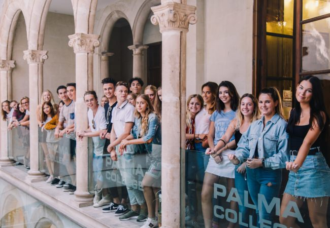 Studying at Palma College