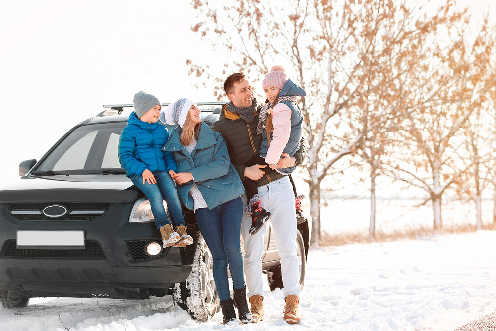 10 Tips for driving safely in Winter