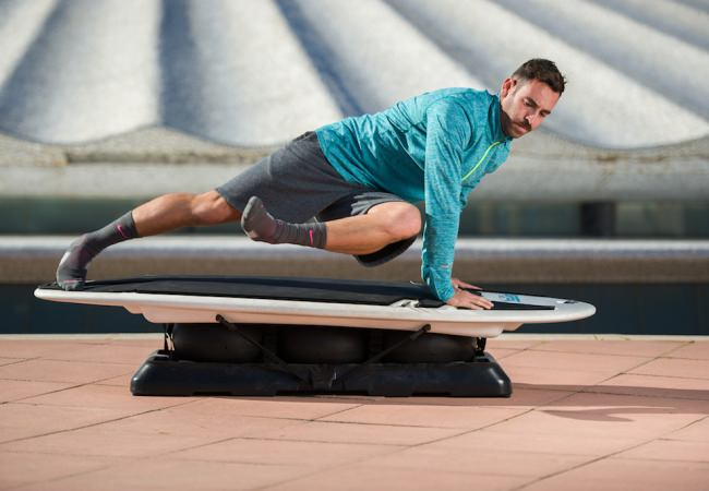 Surfset – Ride the Wave to get in Shape