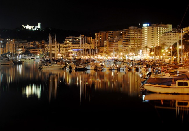 Nightlife in Palma