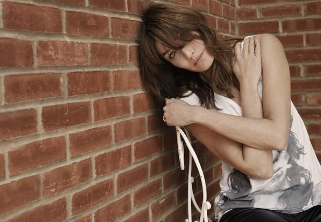 Exclusive Interview with Carla Bruni