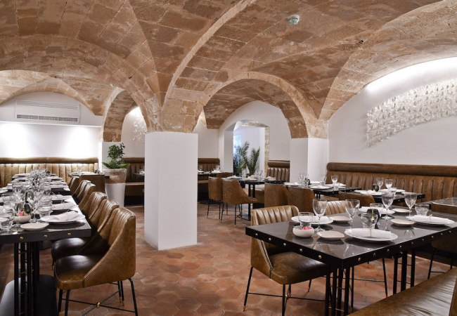 Restaurant Can Marques in Palma