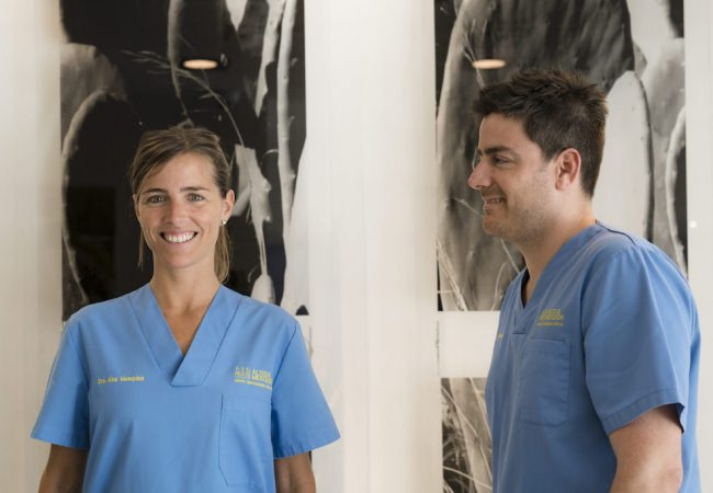 Aina and Juan Mesquida – Specialised Dentists