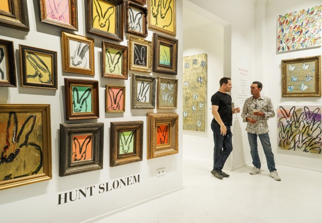 Hunt Slonem: Discovering one of America's finest artists