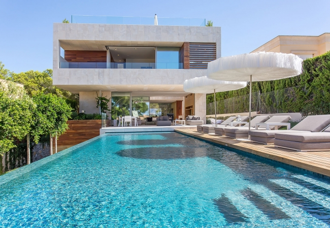 Luxury Villa in Mallorca: Villa Bendinat