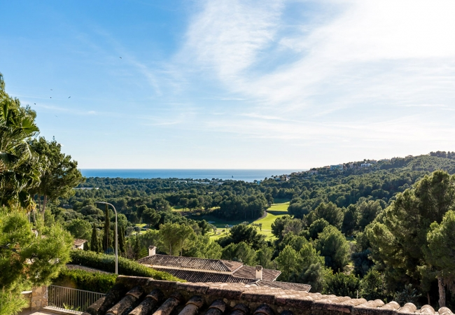 Luxury Villa in Mallorca: Villa Chanden in Bendinat