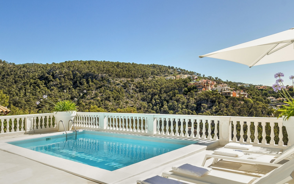 holiiday rental villa in majorca