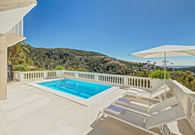 Villa Vincente in Costa de'n Blanes