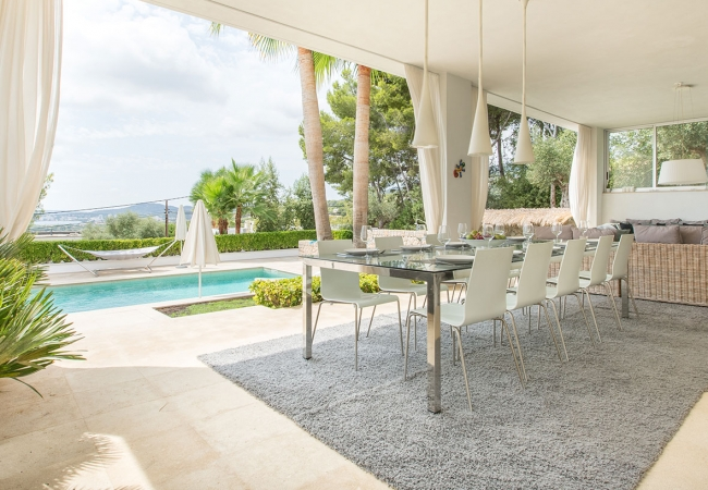Holiday villa in Portals Nous, Mallorca