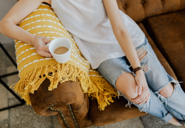 Top 10 tips to remain mindful while stuck at home